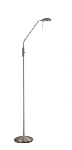 Journal Floor Lamp Satin Chrome JOU5546 (134023)